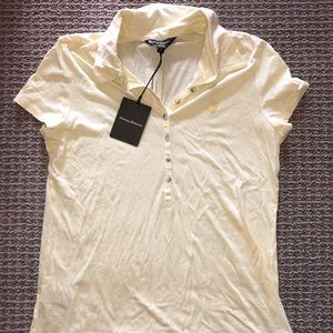 NWT Tommy Bahama Lightweight Jersey Polo